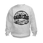 Grand Lake Old Circle Kids Sweatshirt