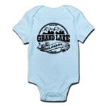 Grand Lake Old Circle Infant Bodysuit