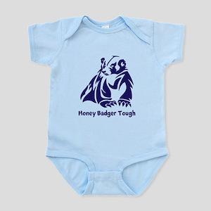 Honey Badger Tough Infant Bodysuit