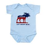 Bull Moose Infant Bodysuit