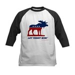 Bull Moose Kids Baseball Jersey