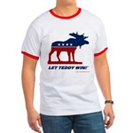 Bull Moose T with Werth Quote on Back