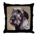 Irish Wolfhound Pillow
