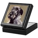 Irish Wolfhound Jewelry Box
