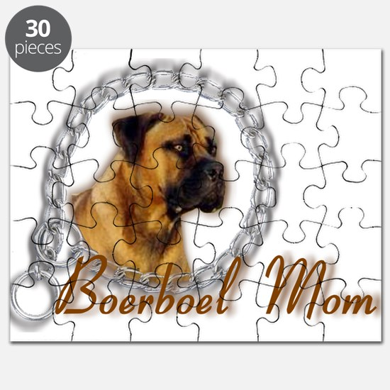 ;Boerboel Mom Puzzle