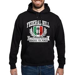 Federal Hill Italian Hoodie (dark)