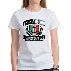 Federal Hill Italian Women's T-Shirt