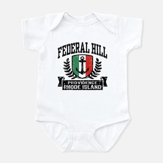 Federal Hill Italian Infant Bodysuit