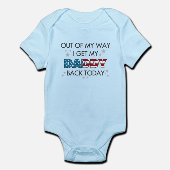 OUT OF MY WAY STARS Body Suit