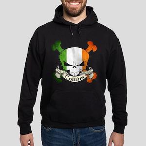 Collins Skull Hoodie (dark)