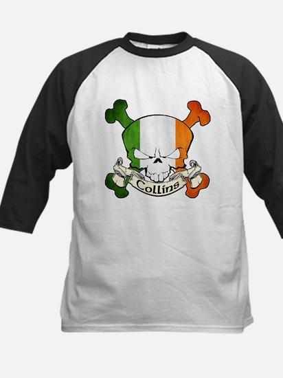 Collins Skull Kids Baseball Jersey
