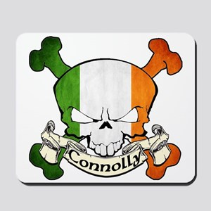 Connolly Skull Mousepad