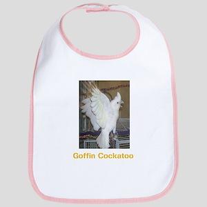 Goffin Cockatoo Bib