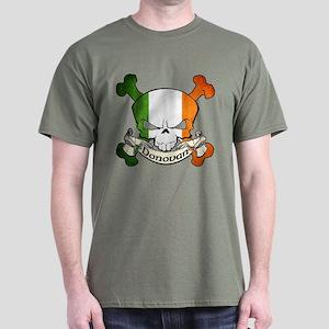 Donovan Skull Dark T-Shirt