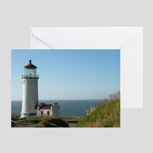 North Head Lighthouse Greeting Cards (Pk of 10)