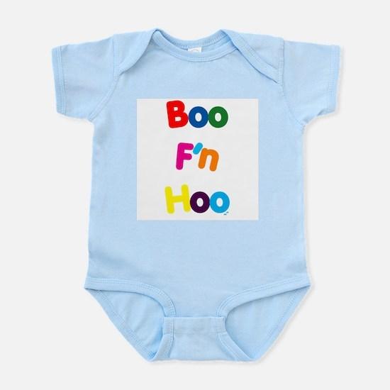 Boo F'n Hoo Infant Creeper
