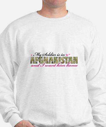 Soldiers sweetheart Sweatshirt