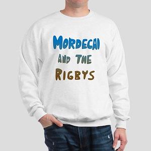 Mordecai and the Rigbys Sweatshirt