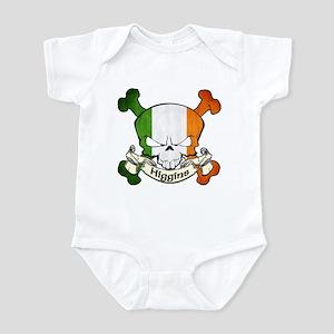 Irish Skull N Crossbones Baby Clothes Accessories Cafepress