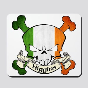 Higgins Skull Mousepad