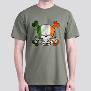 Hogan Skull Dark T-Shirt