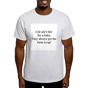 Bum Wrap T Shirts Cafepress