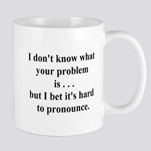 hard to pronounce Mug