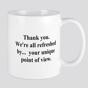 unique view Mug