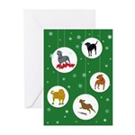 Hoppy Holidays Greeting Cards (Pk of 20)