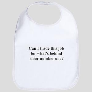 trade this job Bib