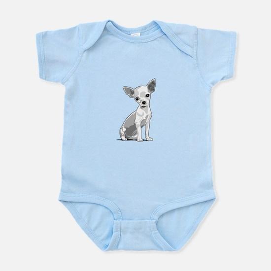 Chiuahua Infant Bodysuit
