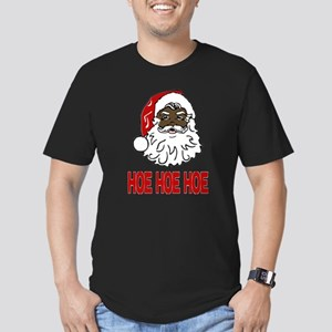 HOE HOE HOE Men's Fitted T-Shirt (dark)