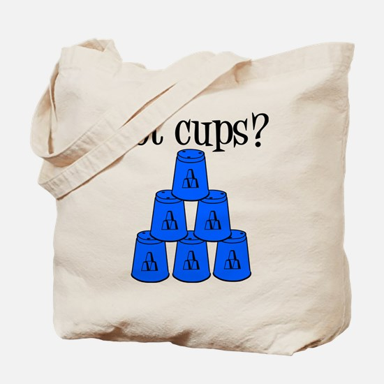 Got Cups? Tote Bag (2-sided)