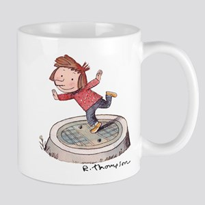 Alice posing Mugs