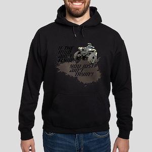 ATV RIDER Hoodie (dark)