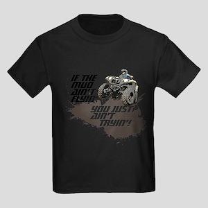 ATV RIDER Kids Dark T-Shirt