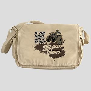 ATV RIDER Messenger Bag