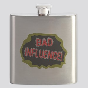 Bad Influence Flask