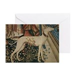 Whippet Tapestry Cards