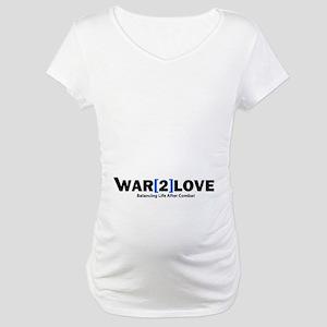 War2Love Balance Maternity T-Shirt