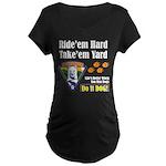 Do It Dog! Maternity Dark T-Shirt