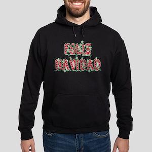 Feliz Navidad Hoodie (dark)