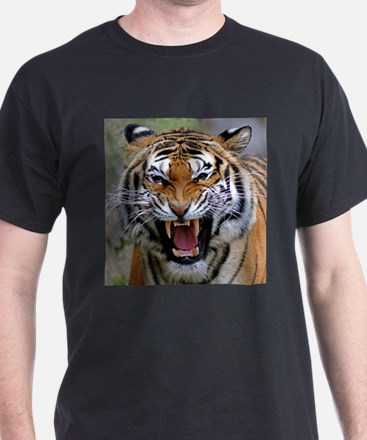 FIERCE BENGAL TIGER T-Shirt