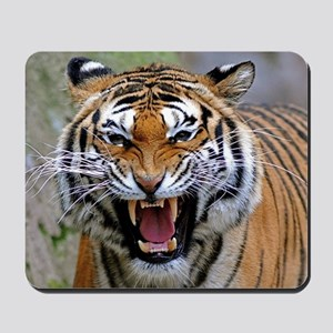 FIERCE BENGAL TIGER Mousepad