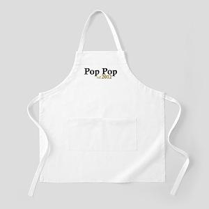 Pop Pop Est 2012 Apron
