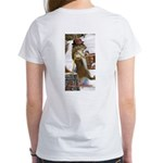 The Traveling Squirrel Ladies T-Shirt!