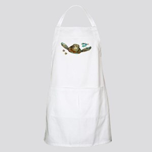 Flying Sea Turtle Apron