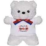 Miata MX5 Canada Teddy Bear