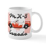Miata MX5 Canada Mug