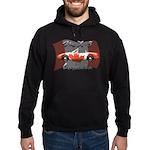Miata MX5 Canada Hoodie (dark)